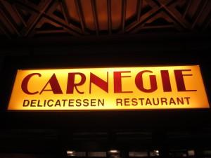 Carnegie Deli