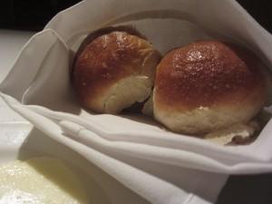 Delmonico Steakhouse - Bread Butter