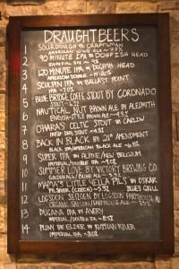 Haven Gastropub - Beers