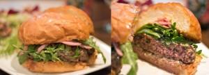 Haven Gastropub - Burger