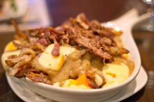 Haven Gastropub - Duck Poutine