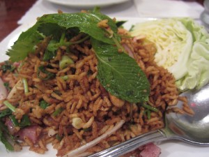 Lotus of Siam - Crispy Rice