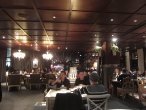 The Bazaar by Jose Andres - Inside