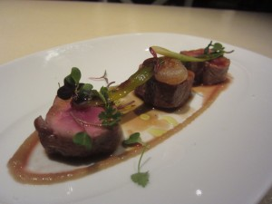 The Bazaar by Jose Andres - Veal Loin