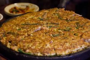 Kobawoo House - Seafood Pancake