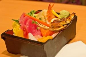 Kamon - Chirashi Bowl