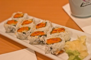 Kamon - Spicy Tuna Roll