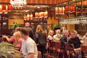 Tommy Bahama's Island Grille - Inside