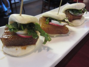 Bachi Burger - Pork Belly Steamed Buns