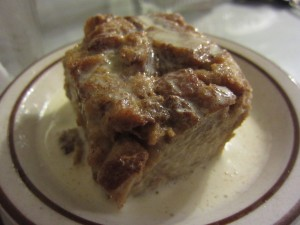 Jagerhaus - Bread Pudding
