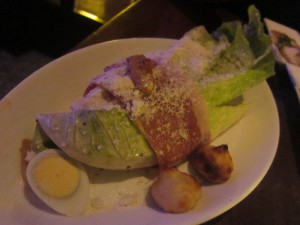 La Cave - Caesae Salad