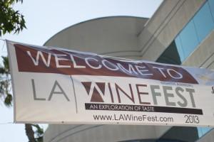 LA Wine Fest 2013