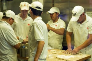 Din Tai Fung - Cooks