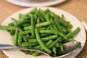 Din Tai Fung - Green Beans