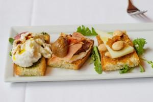 Fig & Olive - Crostini