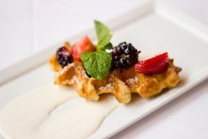Fig & Olive - French Waffle