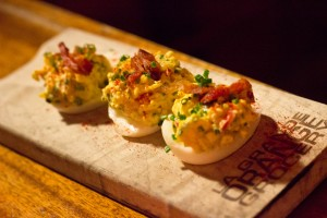 La Grande Orange Cafe - Deviled Eggs
