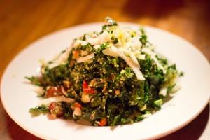 La Grande Orange Cafe - Kale Salad
