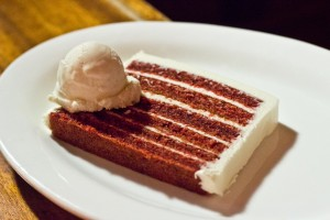 La Grande Orange Cafe - Red Velvet