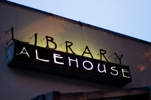 Library Alehouse