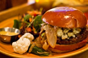Library Alehouse - Alehouse Burger