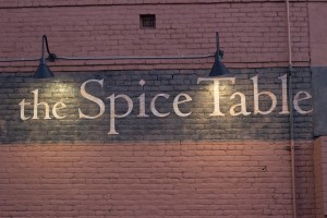 The Spice Table