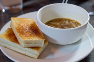 The Spice Table - Kaya Toast