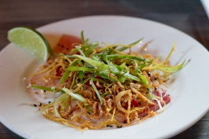 The Spice Table - Raw Yellowtail