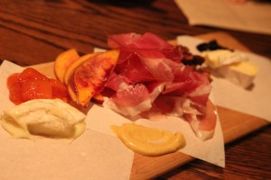 Side Door - Charcuterie and Cheese
