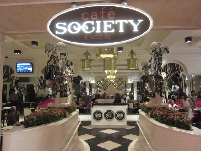 Society Cafe Encore