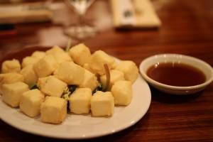 Bellagio Noodles - Agedashi Tofu