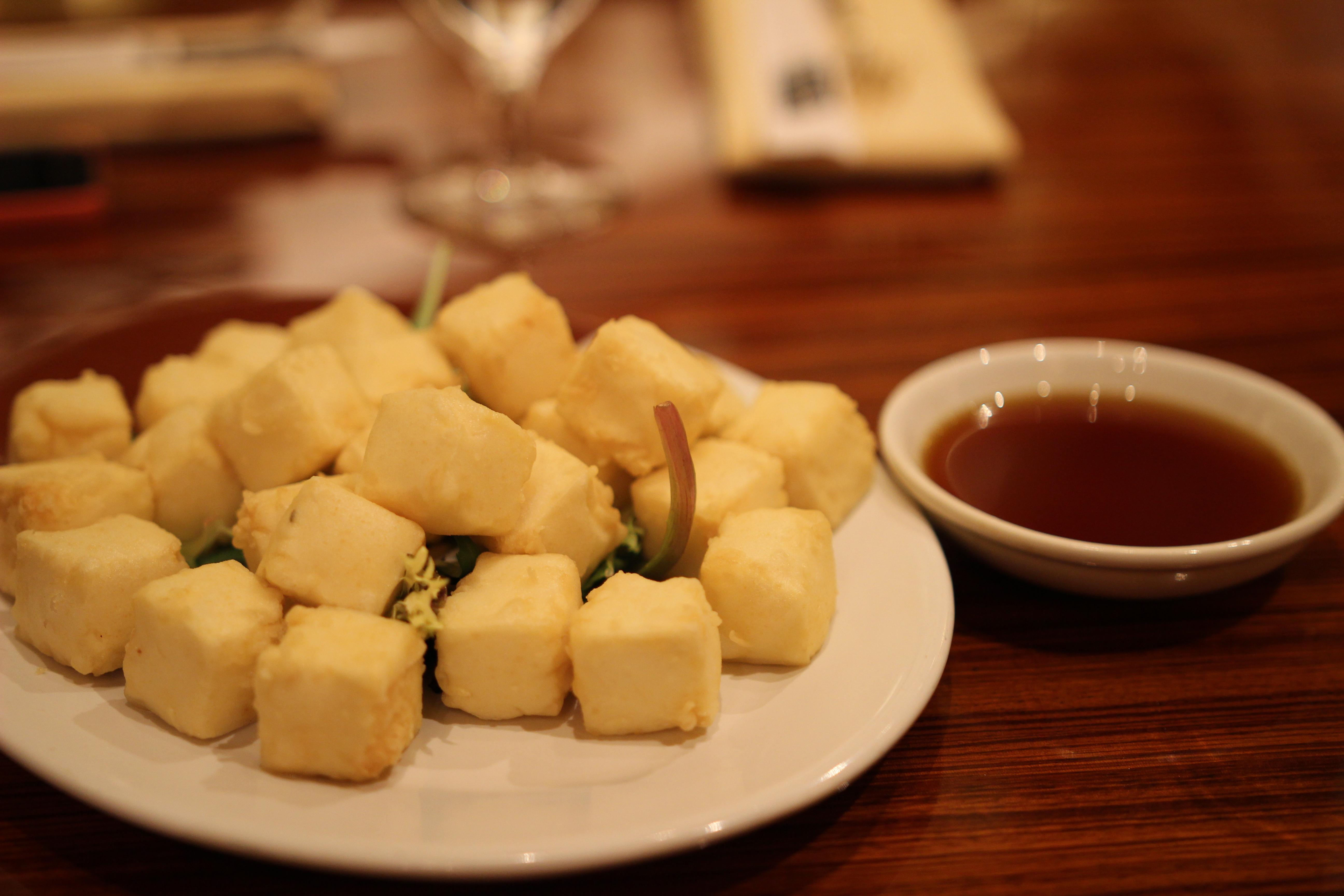 Bellagio Noodles – Agedashi Tofu