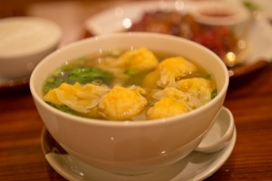 Bellagio Noodles - Wonton Soup