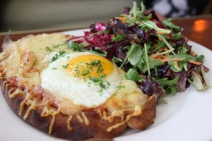 Little Next Door - Croque Madame