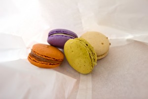 Little Next Door - Macarons