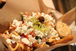 Spitz - Street Cart Fries