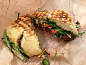 Mendocino Farms - Pork Belly Banh Mi