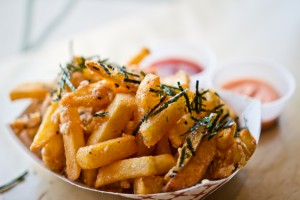 Humble Potato - Garlic Fries