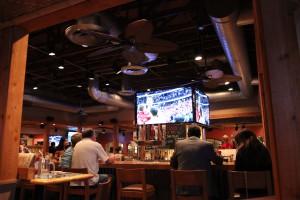 Islands Restaurant - Inside Bar