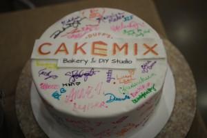 Cake Mix 58