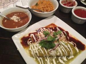 Amor y Tacos - Enchiladas