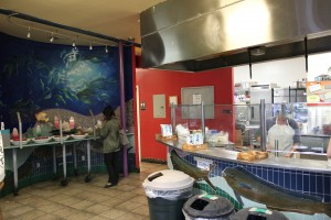 Best Fish Taco in Ensenada - Inside