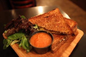 Heywood Grilled Cheese Shoppe - Grilled Cheese Sandwich