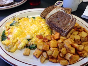 The Egg and I - Breakfast