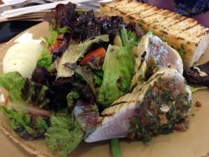 Urban Plates - Ono Salad