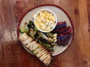 Urban Plates - Steak
