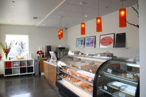 Copenhagen Pastry - Inside