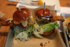 EMC Seafood - Crab Sliders