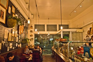 Heywood Grilled Cheese Shoppe - Inside