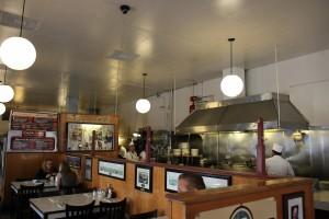 Original Pantry Cafe - Inside